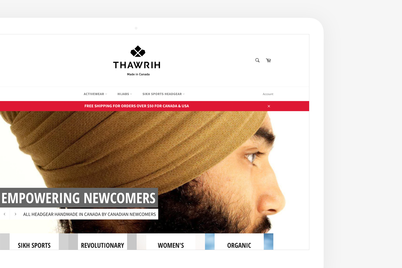 thawrih-logo-online